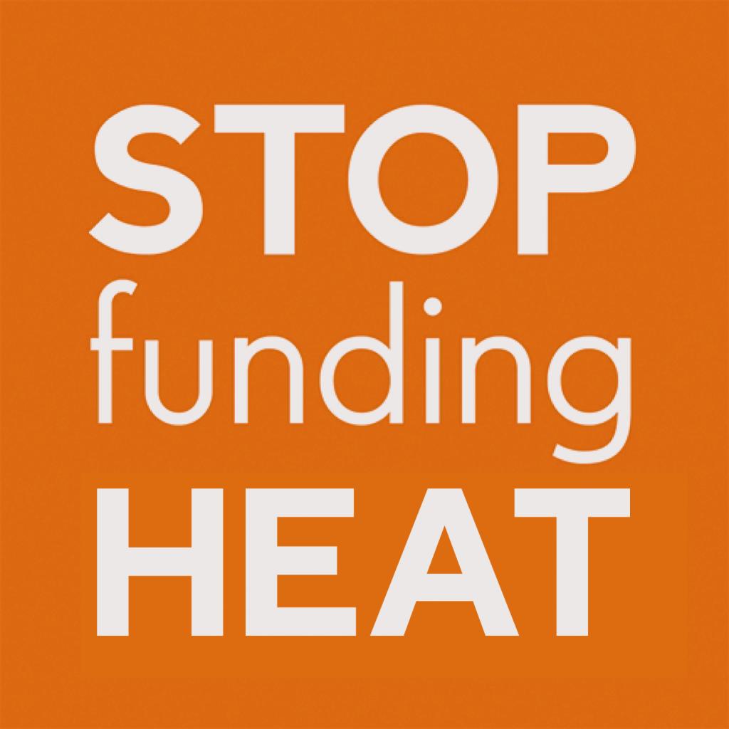 Stop Funding Heat